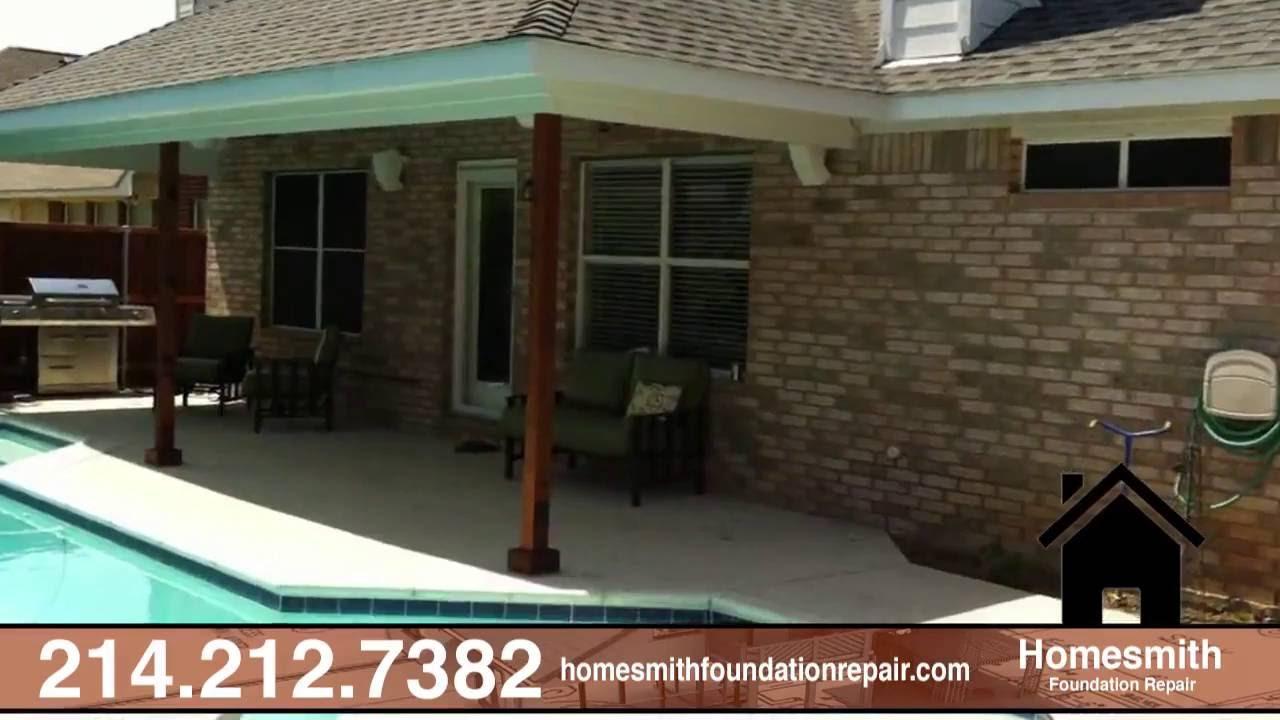 HomeSmith Foundation Repair