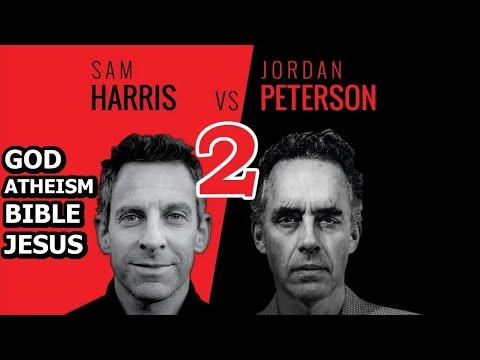 Sam Harris & Jordan Peterson - Vancouver - 2
