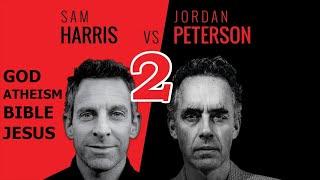 Sam Harris & Jordan Peterson - Vancouver - 2 (CC: Arabic & Spanish)