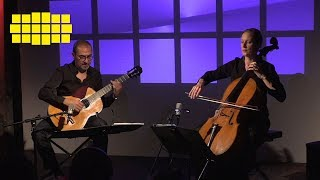 Anja Lechner & Pablo Márquez - Schubert: Der Leiermann   Yellow Lounge