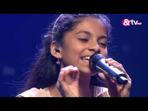 Saanvi Shetty - Liveshows - Episode 16 - September 11, 2016 - The Voice India Kids