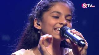 Saanvi Shetty - Liveshows - Episode 16 - September 11, 2016 - The Voice India Kids