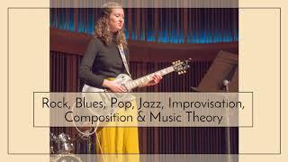 Colleen Cowie Guitar & Piano Instructor