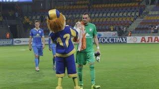 """Козел про футбол: БАТЭ — Дандолк """"Полдела"""", 26.07.2016"""