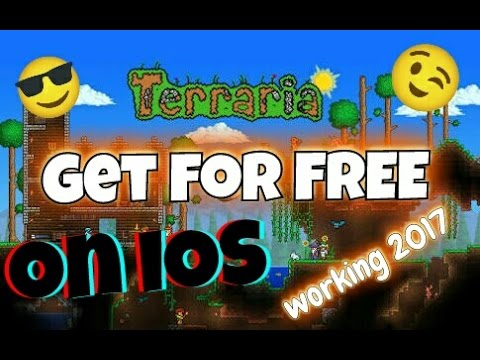 how to get terraria for free ios