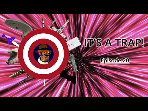 It's A Trap! Ep 20 –An Artisan Assortment of Topic Vol.3
