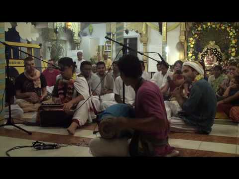 Mayapuris in Houston - Krsna Kishor das - Gaura Gaura Gaura Hari