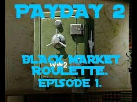 Black Market Roulette episode 1