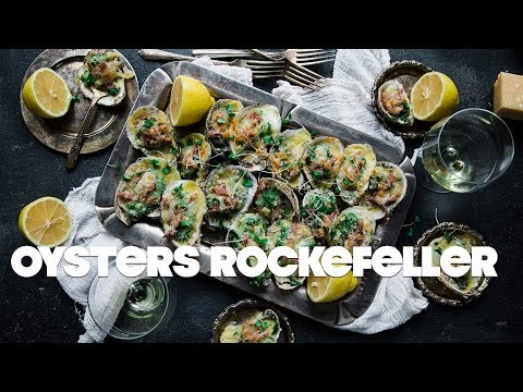 Oysters Rockefeller Recipe | Amazing Easy to Make Appetizer!