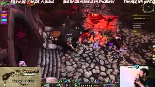 legion alpha dungeon darkheart thicket
