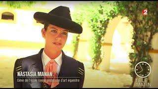 Coulisses de l' Art Equestre Andalou