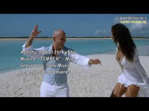 Pitbull - Timber ft. Ke$ha (OFFICIAL VIDEO) With Lyrics