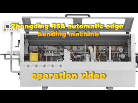 Qingdao Zhongding R5A operation video