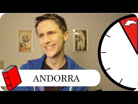 Andorra YouTube Hörbuch Trailer auf Deutsch