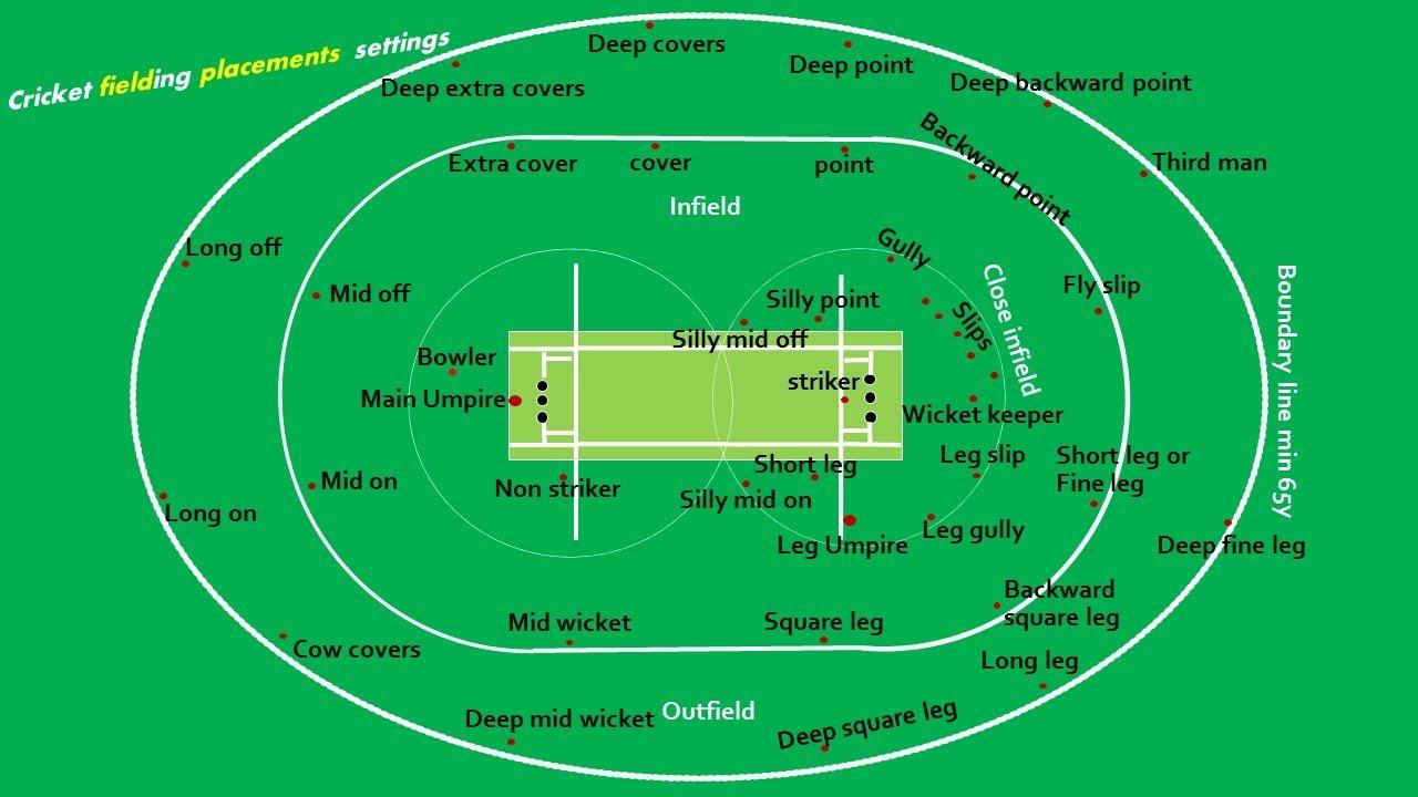 cricket pitch easy marking plan [ 1280 x 720 Pixel ]