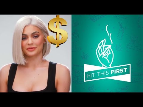 HIT THIS FIRST! Kylie Jenner is the World's Youngest 'Self-Made' Billionaire...WTAF?!