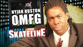 SKATELINE - Nyjah Huston, David Gravette, Jordan Hoffart, Alien Workshop & More