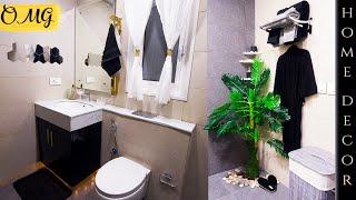 Indian Bathroom Transformation on a *BUDGET* | Latika Sehgal