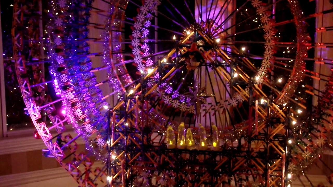 Christmas Ferris Wheel - YouTube