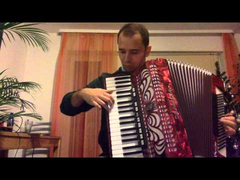 Waves of the Danube - Accordion