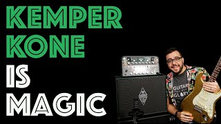 Kemper Kone is MAGIC
