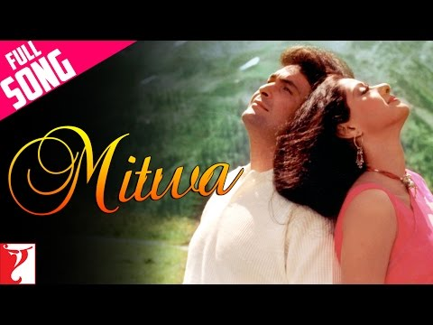 Mitwa - Full Song - Chandni | Rishi Kapoor | Sridevi