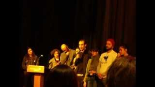 The Square (Al Midan) Q&A - Sundance 2013