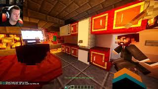 Minecraft Cribsy #04 - CO TO MA BYĆ?!   VERTEZ NA BRODACI.NET