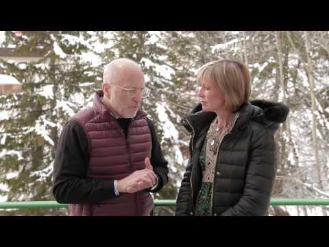 WEF Davos 2015 Hub Culture Interview James Cuno