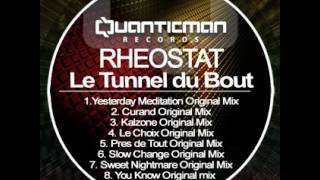 Rheostat - Slow Change - Original Mix (Original Mix)
