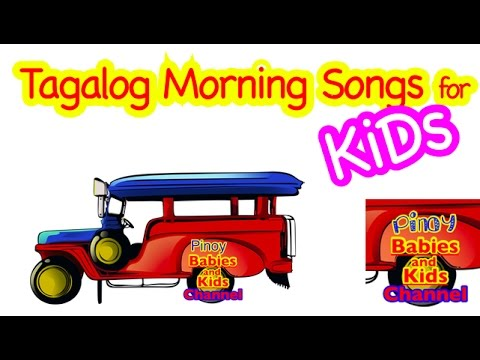🔴Tagalog Morning Songs for KIDS +LIVE | Pinoy Babies and Kids Channel Live Stream