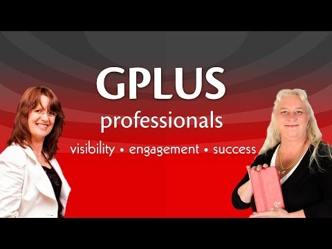 Google Plus For Business with Jaana Nystrom and Carol Dodsley