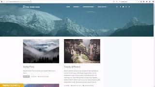 видео Как на WordPress-сайте установить режим по умолчанию для визуального редактора?