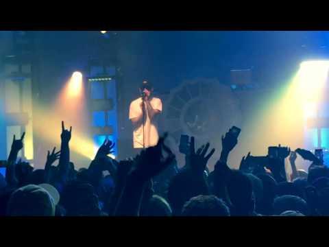 The Devine Feminine Tour - Mac Miller - December 13, 2016 - The Fillmore - Silver Spring, MD