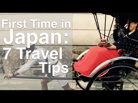 First Time in Japan: 7 Travel Tips