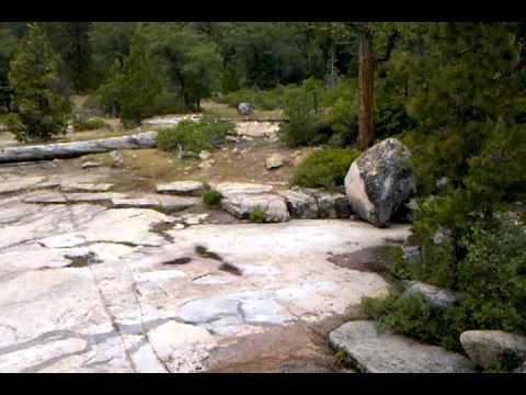 Bassi Falls in Eldorado National Forest