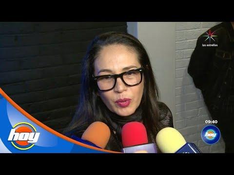 Yolanda Andrade se niega a revelar el nombre de la famosa con la que se casó | Hoy