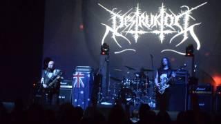 DESTRUKTOR live hellsheadbash2015
