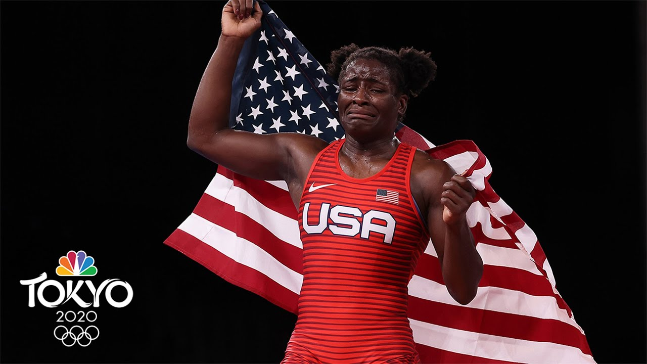Tamyra Mensah-Stock Becomes First U.S. Black Woman to Win ...
