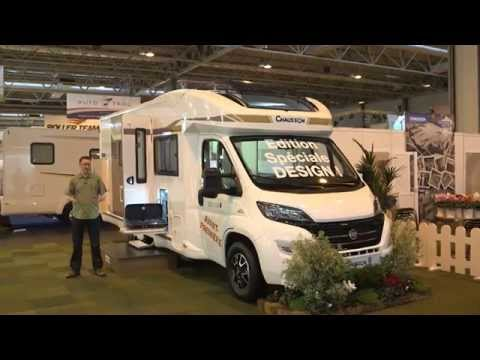 The Practical Motorhome Chausson Sweet Family review