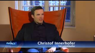 Privat mit Christof Innerhofer