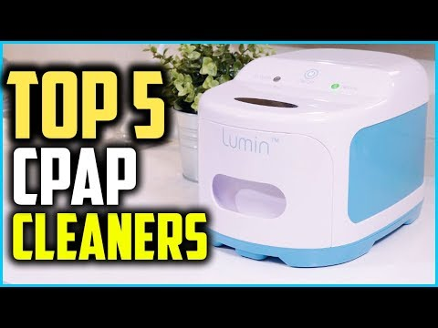 10 Best CPAP Cleaners 2019 - YouTube