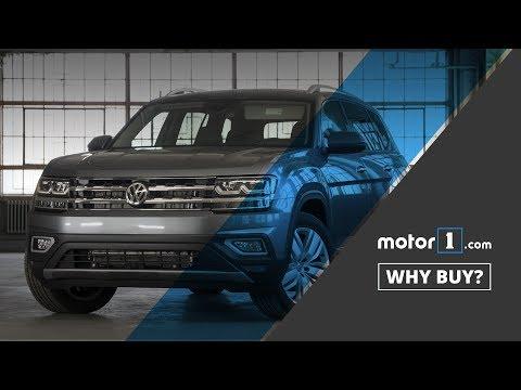 Why Buy?   2018 Volkswagen Atlas Review