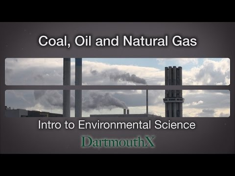 Coal, Oil, and Natural Gas
