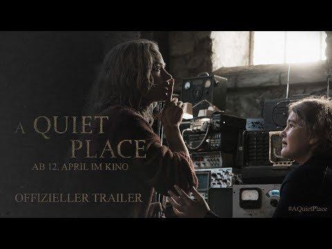 A QUIET PLACE I TRAILER C I DE