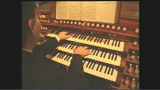 Dance of Sugar Plum Fairy on pipe organ