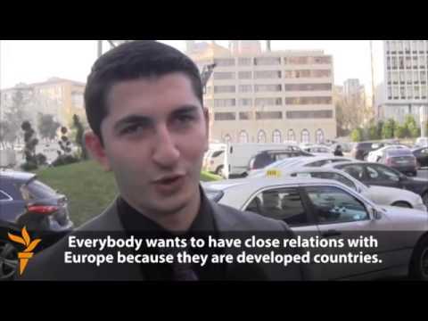 Vox Pop: Azerbaijanis' Views On European Integration
