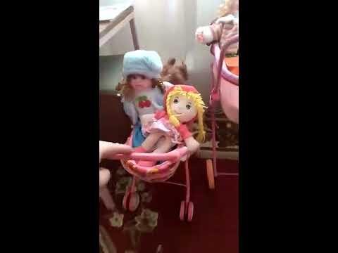 Детская комната в санатории Колос