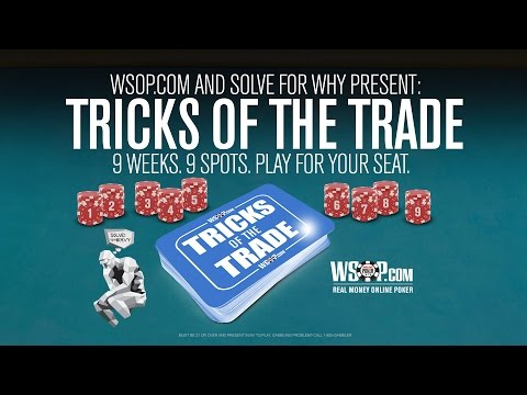 Tricks of the Trade Promotion