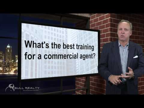 What's the best training for a commercial agent?